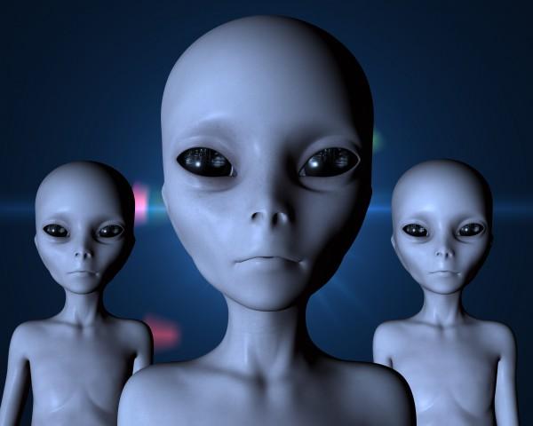 Aliens - the grey