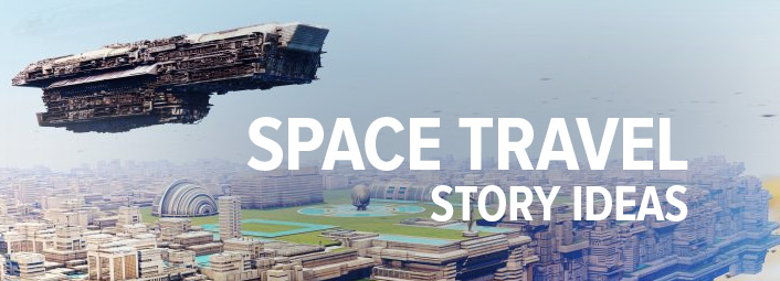 20 Sci-Fi Story Ideas | Science Fiction Ideas